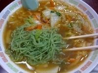「スタミナラーメン大(¥630)+野菜増し(¥50)」@さわき 川内店の写真