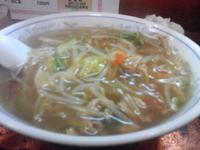 「萬来麺(500円)」@萬来軒の写真
