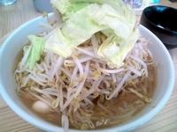 「ジャィ麺(ヤサイマシ、ニンニク多め、アブラ多め)¥750」@剛田製麺店 太田店の写真