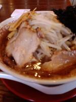 「ジパング麺DX」@ジパング軒 宇都宮駒生店の写真