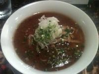 「味噌らぁ麺+ミニライス (750円+0円)」@ちゃぶ屋 本店の写真