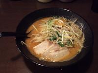 「みそらぁめん」@麺処 くるり 高円寺店の写真