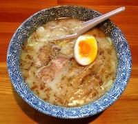 「魚塩らーめん(細麺)700円」@寺子屋 上尾店の写真