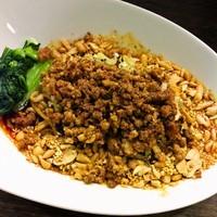 「汁なし担担麺」@雲林坊 秋葉原店の写真