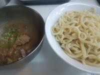 「濃厚つけ麺(大盛)」@つけ麺・ラーメン フジヤマ55 名駅店の写真