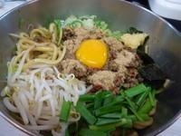 「台湾まぜそば」@つけ麺・ラーメン フジヤマ55 名駅店の写真