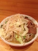 「ラーメン ニンニク野菜増し」@ラーメンジャパンの写真