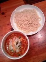 「清浄麺(味噌・中盛)850円」@中華そば すずらんの写真