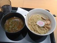 「黒BUSHI」@つけ麺与六BUSHI道 IKE 麺 KITCHEN店の写真