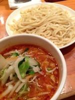 「清浄麺(味噌・太麺) 850yen」@中華そば すずらんの写真