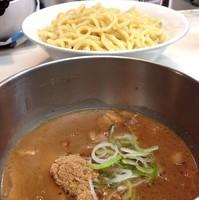 「濃厚つけ麺(¥790)」@つけ麺・ラーメン フジヤマ55 名駅店の写真