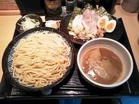 「特製つけ麺(中)」@つけ麺 道の写真