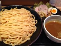 「特製つけ麺」@つけ麺 道の写真