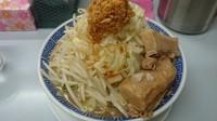 「醤油ふじ麺」@鶏とふじの写真