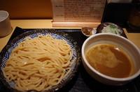 「素つけ麺」@つけ麺 道の写真