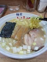 「ら~麺730円」@麺家 いし川の写真
