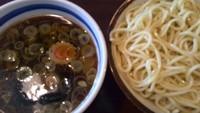 「つけ麺(750円)中盛同額」@東池袋大勝軒 高崎吉井店の写真