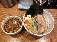 「特製濃厚魚介豚骨つけ麺(中・あつもり)」@麺屋はつがい 荻窪店の写真