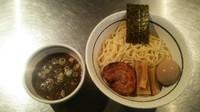 「つけ汁ソバ+煮玉子」@BASSANOVAの写真