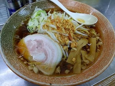 「覆麺(正油�