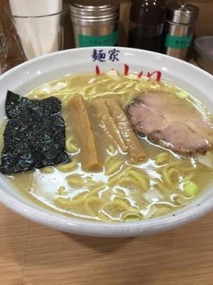 「ら〜麺」@麺家 いし川の写真