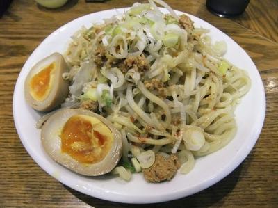 「【限定】冷製豆乳担々麺(750円)」@麺屋はつがい 荻窪店の写真