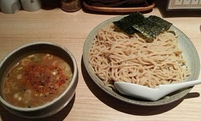 「渡り蟹のつけ麺」@ボノボの写真
