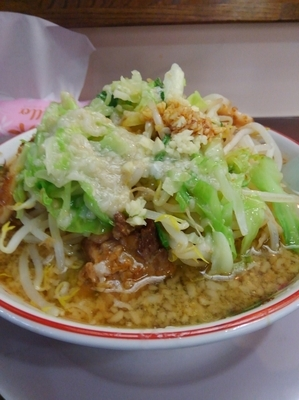 「ビックウェーブ【690円】」@麺の家 渚の写真