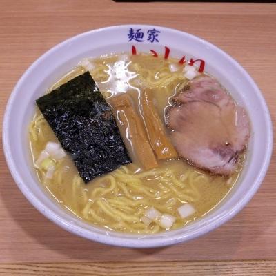 「ら~麺(730円)」@麺家 いし川の写真