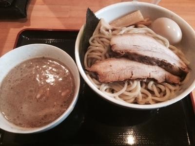 「つけ麺大盛 特製」@麺家 一鶴の写真