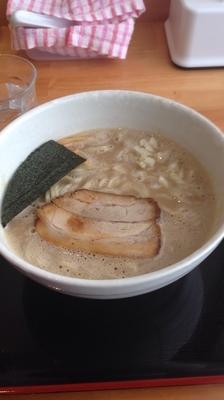 「鶏煮干しらーめん730円」@麺家 一鶴の写真