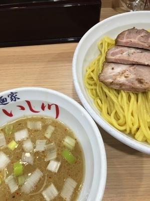 「味玉つけめん」@麺家 いし川の写真