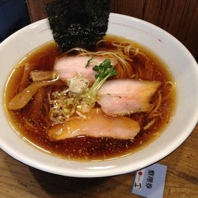 「しもふり中華そば 750円」@麺屋KABOちゃんの写真