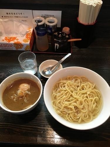 「味玉あつもり」@麺屋 和利道 waritoの写真
