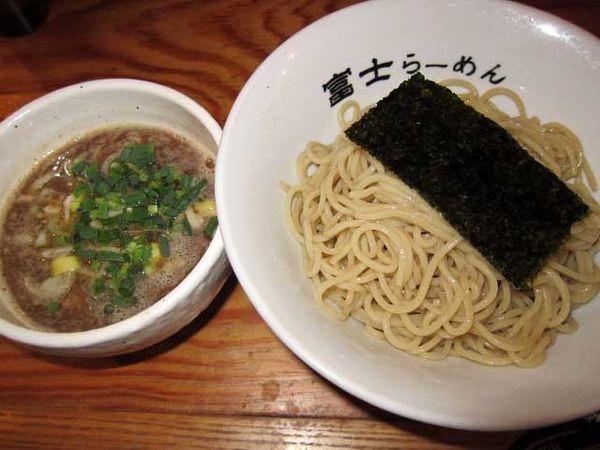 「つけ麺 750円」@富士らーめんの写真