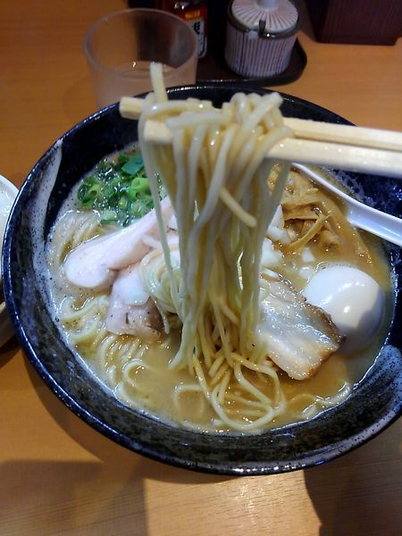 「鶏そば2号」@麺堂 稲葉の写真