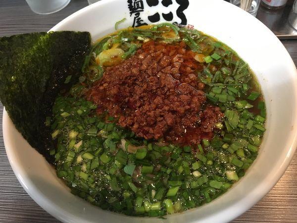 「台湾らーめん(醤油)」@麺屋 こころ 蒲田店の写真