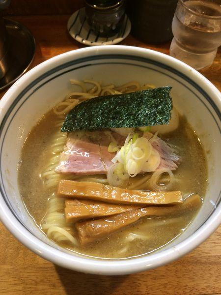 「味付玉子ラーメン780円」@こうかいぼうの写真