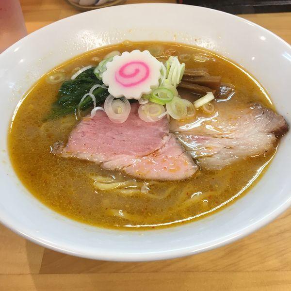 「みそラーメン」@らぁ麺 はんにゃの写真