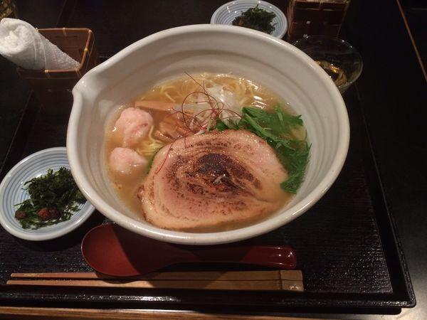 「銀笹らーめん (塩)」@麺処 銀笹の写真