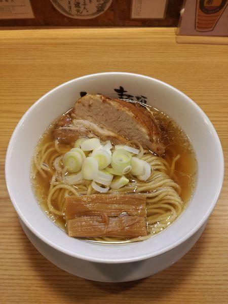 「らーめんmacro(厚・厚):800円」@人類みな麺類の写真