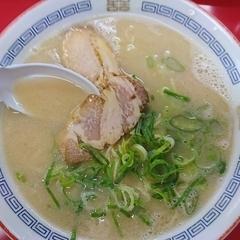 長浜ラーメン 構店の写真