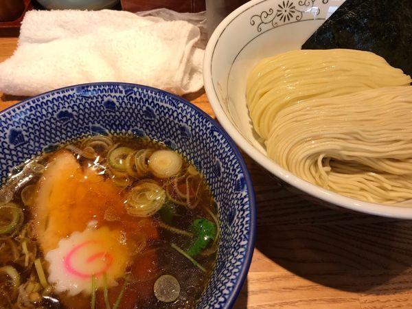 「清湯つけそば」@神田 勝本の写真