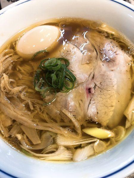 「尼ロック 味玉らぁ麺 ¥1100」@らぁめん矢 ロックンビリースーパーワンの写真