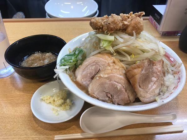 「味噌ラーメン小」@藤ろうの写真