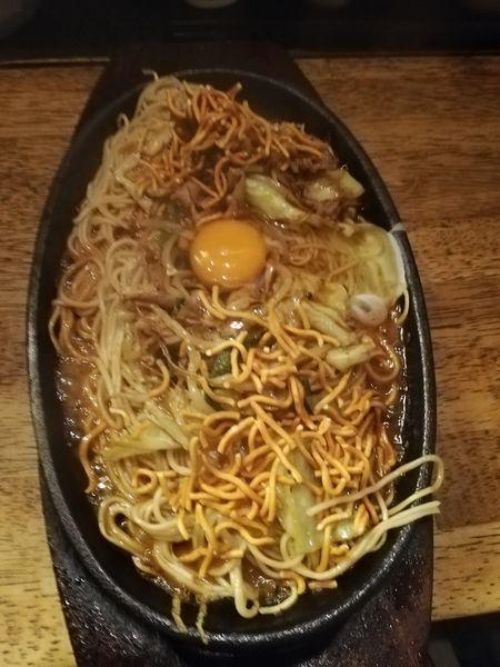 「焼きラーメン」@KENZO Cafeの写真